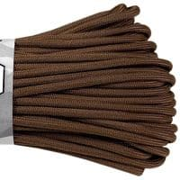 550 Paracord US Made GSA Compliant - Brown